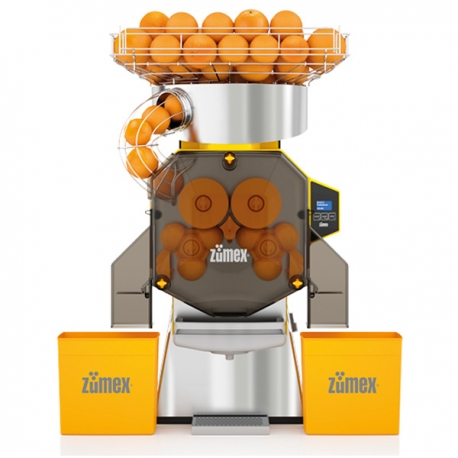 Presse-agrumes ZUMEX  orange, machine à jus d'orange frais dans votre bar ou votre magasin.